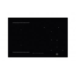 Plita inductie Bertazzoni La Germania, 60 cm , 4 zone gatit, touch control, timer, 10 nivele gatit, sticla ceramica neagra