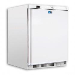 Mini vitrina frigorifica Tecfrigo PL 201 NT, capacitate 119 L, temperatura -10/-20º C, alb
