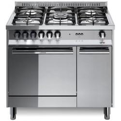Aragaz Lofra Maxima MT96 MF/C, 90x60 cm, gaz, 5 arzatoare, grill electric, timer, aprindere electronica, inox