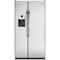 Side by side IOmabe by GE ORGS2DFFFSS, clasa A+, 549 l, No Frost, Inox