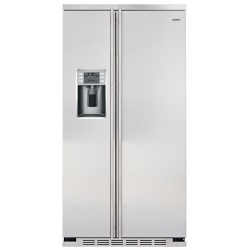 """Side by side IOMABE Luxury """"K"""" Series ORE24CGF60, clasa A+, 572 l, No Frost, Inox"""