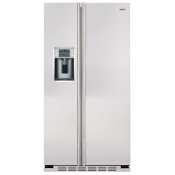 """Side by side IOMABE Luxury """"K"""" Series ORE24CGF80, clasa A+, 572 l, No Frost, Inox"""